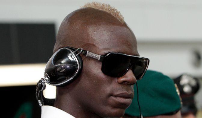 Balotelli: ein Spielertyp, an dem sich die Fangeister scheiden. (Foto)