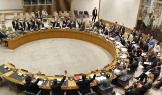 Ban: Sicherheitsrat muss in Syrien-Konflikt handeln (Foto)