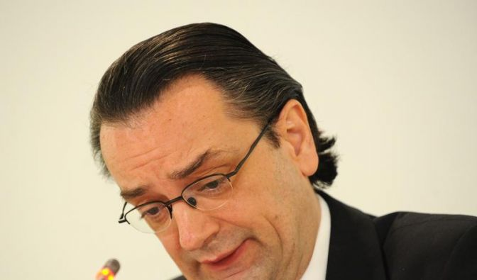 Bankchef Nonnenmacher weist Vorwürfe zurück (Foto)