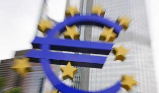 Bankeinlagen bei der EZB steigen fast auf Rekordhoch (Foto)