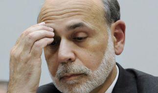 Banken immer mehr in Bedrängnis: Fed beruhigt nicht (Foto)