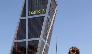 Bankia-Rettung soll Spanien über 23 Milliarden Euro kosten (Foto)