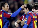 Barça feiert Rekord - Auch Real siegreich (Foto)