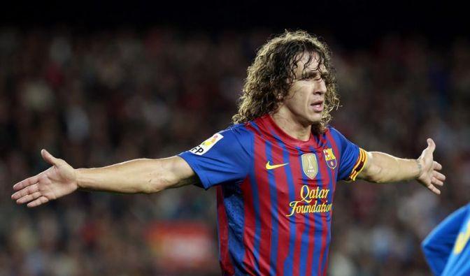 Barça-Kapitän Puyol am Knie operiert (Foto)