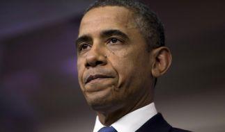 Barack Obama hat noch ein starkes Stück Arbeit vor sich. (Foto)
