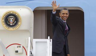 Barack Obama wehrt sich gegen die Anfeindunen seiner Gegner (Foto)
