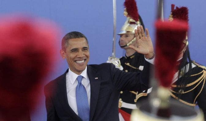 Barack Obama (Foto)