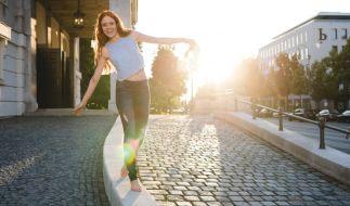 Barbara Meier glaubt nicht an Diäten - sie glaubt an Bewegung! (Foto)