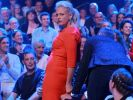 Barbara Schöneberger platzte das Kleid. (Foto)