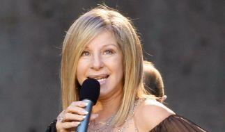 Barbra Streisand feiert «magischen Abend» zum 70. (Foto)