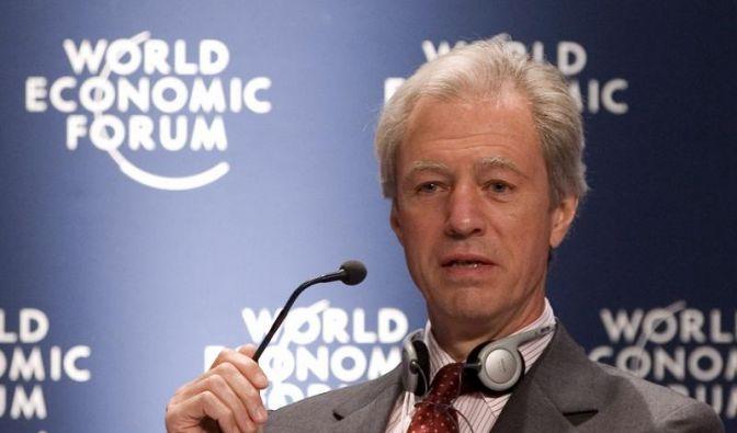 Barclays-Aufsichtsratschef Marcus Agius tritt zurück (Foto)