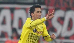 Barrios-Vertrag mit Dortmund läuft bis 2015 (Foto)