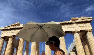 Barroso: Athen steht zu Verpflichtungen (Foto)