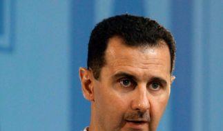 Baschar al-Assad (Foto)