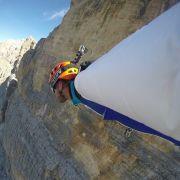 Weltbekannter Basejumper stürzt zu Tode - Letztes Selfie kurz vor dem Sprung (Foto)