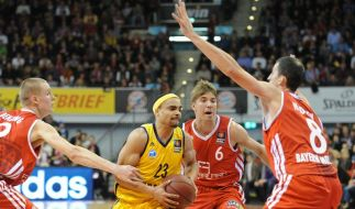 Basketball-Bundesliga auf Wachstumskurs (Foto)