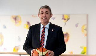 Basketballer testen vor EM-Qualifikation in Leipzig gegen Georgien (Foto)