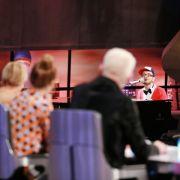 Bastian Lee Jones vor der Jury. (Foto)