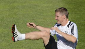 Bastian Schweinsteiger ist heiß auf das EM-Halbfinale gegen Italien. (Foto)