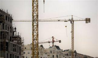 Bauarbeiten in Jerusalem (Foto)