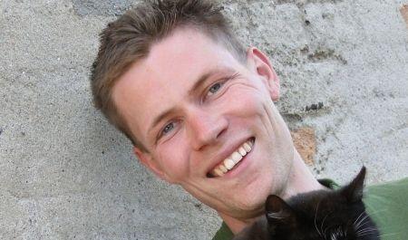 Bauer sucht Frau: Denny ist der neue schwule Bauer (Foto)