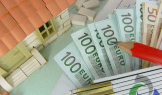 Baufinanzierung richtig planen (Foto)