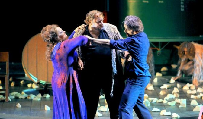 Baumgartens Tannhäuser-Inszenierung schreibt Festspiel-Geschichte (Foto)