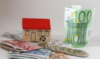 Bausparverträge gehören zu den klassischen Formen der Vermögensanlage. (Foto)