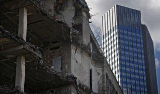 Baustelle Bankenwelt (Foto)