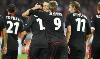 Bayer 04 Leverkusen - KRC Genk (Foto)