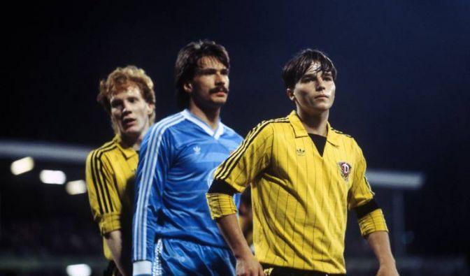 Bayer 04 Uerdingen gegen Dynamo Dresden (Foto)