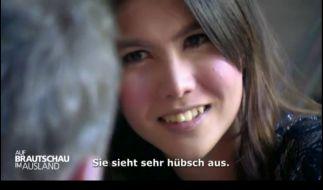 Bayer Andreas hat ein Date mit einem Ladyboy. (Foto)