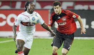 Bayer gewinnt 4:0 gegen Stuttgart (Foto)