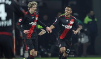 Bayer setzt BVB unter Druck:2:0 gegen Hannover (Foto)