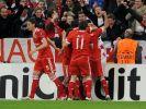 Bayern dürfen hoffen - 2:1 gegen Manchester (Foto)