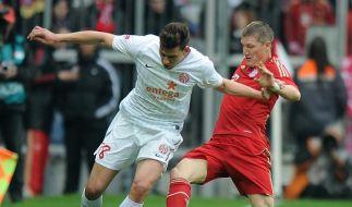 Bayern enttäuscht beim 0:0 gegen Mainz (Foto)