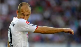 Bayern erneut ohne Robben (Foto)