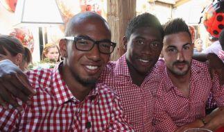 Bayern feiern Vereinsrekord (Foto)
