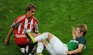 Bayern gegen Bremen (Foto)