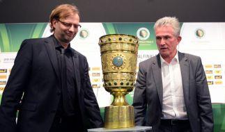 Bayern gegen BVB: Pokal-Finale der Superlative (Foto)