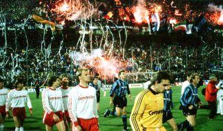 Bayern gegen Inter 1988 (Foto)