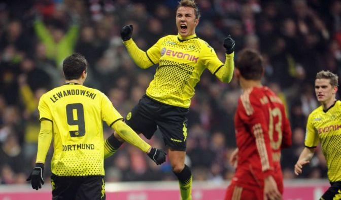 Bayern München - Borussia Dortmund (Foto)