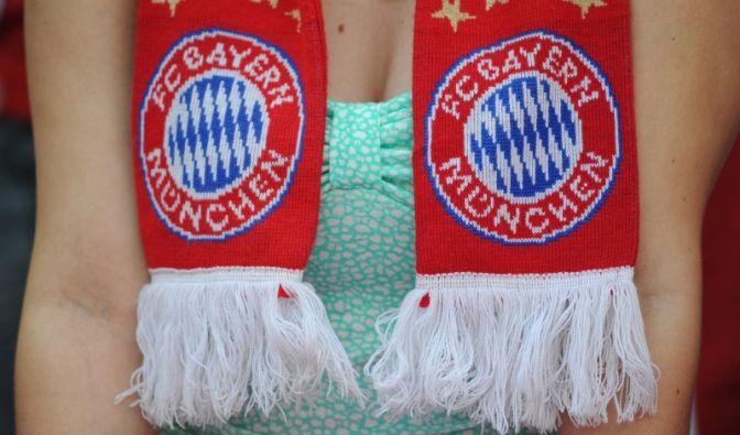 Bayern München - Hamburger SV (Foto)
