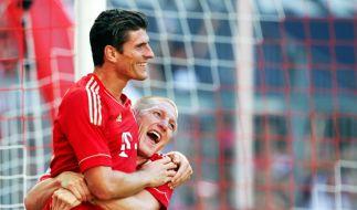 Bayern München - SC Freiburg (Foto)