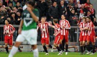 Bayern München - Werder Bremen (Foto)