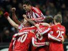 Bayern München besiegt Mailand und TV-Konkurrenz (Foto)