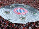 Bayern München Meisterschale (Foto)