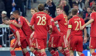 Bayern München und ARD-Serien auf Augenhöhe (Foto)