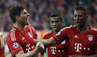 Bayern München spielt und Wolff-Christoph Fuss kommentiert - eine unschlagbare Kombination. (Foto)