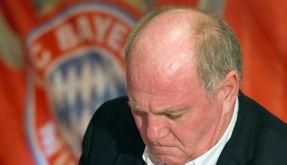 Bayern-Präsident Uli Hoeneß hat wegen des Bekanntwerdens seiner Steueraffäre Strafanzeige gestellt. (Foto)
